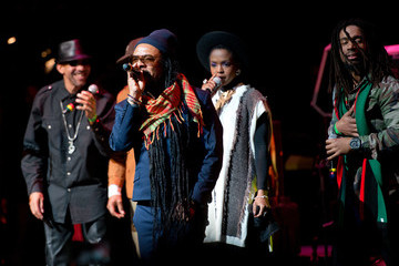 Maxi Priest The Wailers 30th Anniversary Performance