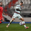 Maxime Chanot Luxembourg v Portugal - FIFA World Cup 2022 Qatar Qualifier