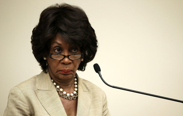 Maxine+Waters+Maxine+Waters+Leads+Discus