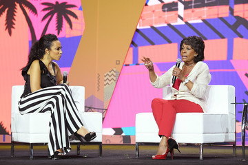 Maxine Waters 2018 Essence Festival Presented By Coca-Cola - Ernest N. Morial Convention Center - Day 2