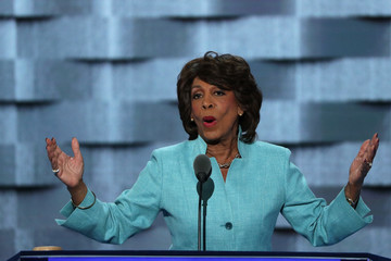 Maxine Waters Democratic National Convention: Day Three