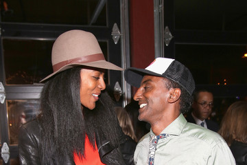 Maya Haile Marcus Samuelsson's Streetbird Rotisserie Opening Party Featuring Qkr! With MasterPass