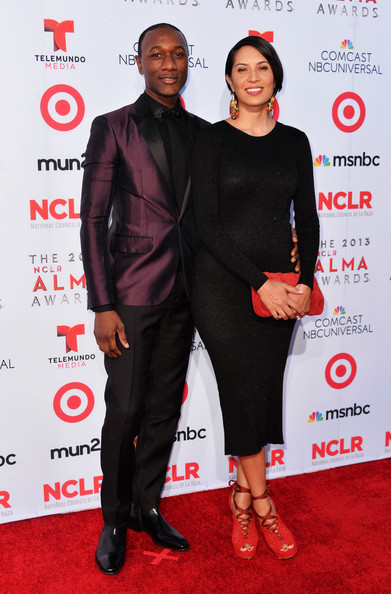 Aloe Blacc with beautiful, Wife Maya Jupiter