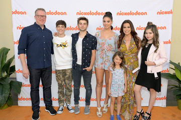 Maya Le Clark Nickelodeon's 'The Thundermans' Celebrate Their 100th Episode