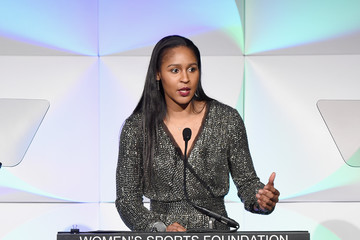 Maya Moore The Women's Sports Foundation's 38th Annual Salute to Women in Sports Awards Gala - Inside