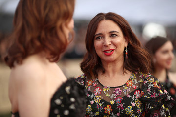Maya Rudolph 24th Annual Screen Actors Guild Awards - Red Carpet