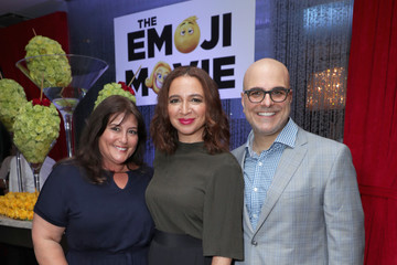 Maya Rudolph SAKS FIFTH AVENUE Celebrates Launch of Exclusive Collection by Top Designers Based on Sony Picture Animation's 'The Emoji Movie'