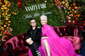 Maye Musk Vanity Fair And Saks Fifth Avenue Celebrate Vanity Fair's Best-Dressed 2018