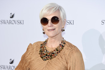 Maye Musk Swarovski Crystal Wonderland Party