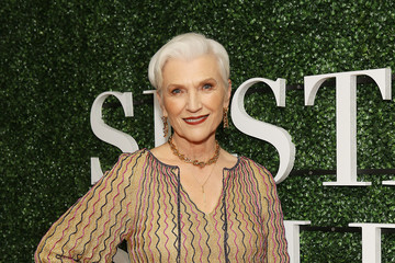 Maye Musk Maison de Mode Hosts 3rd Annual Sustainable Style Awards At 1 Hotel West Hollywood