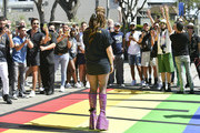 """Mayor Lindsey P. Horvath And Lady Gaga Declare """"Born This Way Day"""" In The City Of West Hollywood"""