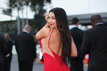 Mayra Veronica Arrivals at the Grammy Awards — Part 2