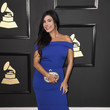 Mayra Veronica The 59th GRAMMY Awards - Arrivals