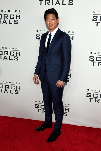 Stars Attend the 'Maze Runner: The Scorch Trials' New York Premiere