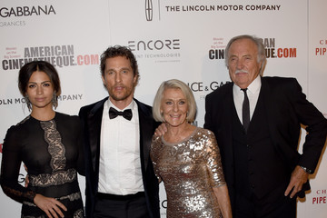 McConaughey Arrivals at the American Cinematheque Award — Part 2