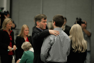 Bobby McDonnell McDonnell And Deeds Face Off In Virginia Gubernatorial Election