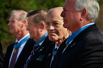 Robert Howard Medal Of Honor Convention Salutes U.S. War Heroes