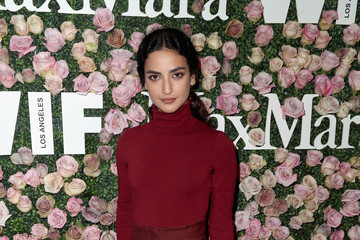 Medalion Rahimi Max Mara Celebrates Zoey Deutch As The 2017 Women In Film Max Mara Face Of The Future Award Recipient - Arrivals