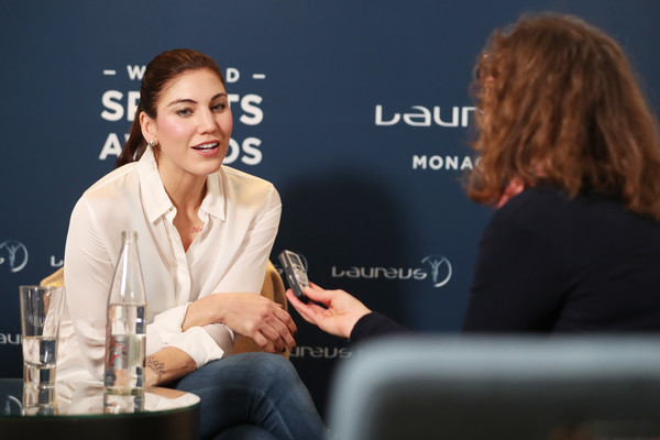 Media Interviews - 2018 Laureus World Sports Awards - Monaco