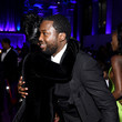 Meek Mill Rihanna's 5th Annual Diamond Ball Benefitting The Clara Lionel Foundation - Inside