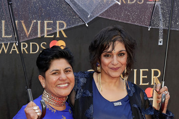 Meera Syal The Olivier Awards With Mastercard - Red Carpet Arrivals