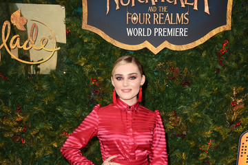 Meg Donnelly Premiere Of Disney's 'Nutcracker And The Four Realms' - Red Carpet