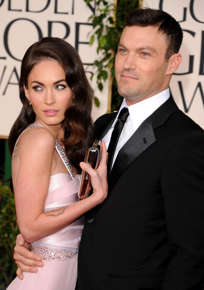 68th Annual Golden Globe Awards - Arrivals. In This Photo: Megan Fox,