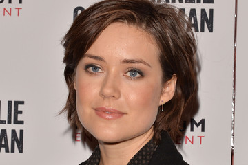 "Megan Boone ""Charlie Countryman"" New York Screening"