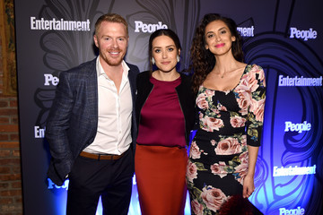 Megan Boone Entertainment Weekly & People New York Upfronts Party 2018 - Inside