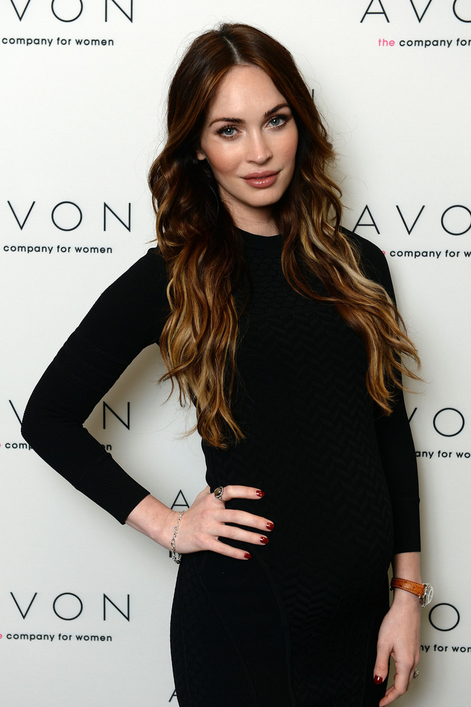 Megan Fox Launches the Avon Foundation