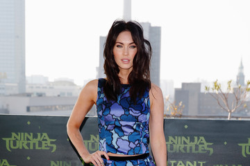 Megan Fox 'Teenage Mutant Ninja Turtles' Berlin Photocall