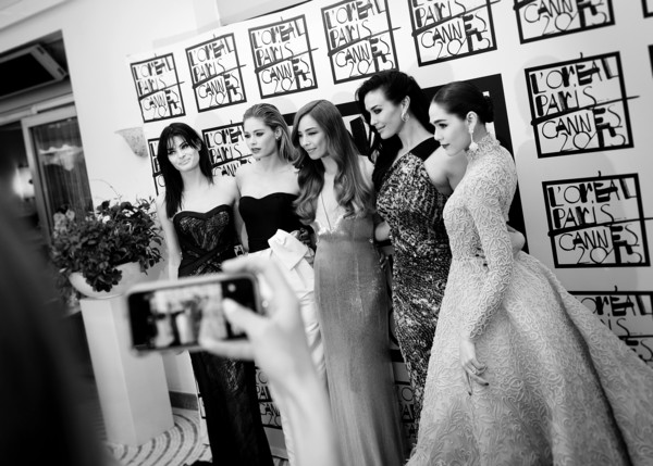 Alternative View: L'Oreal At The 68th Annual Cannes Film Festival