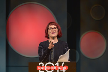 Megan Mullally Awards Night Ceremony - 2014 Sundance Film Festival