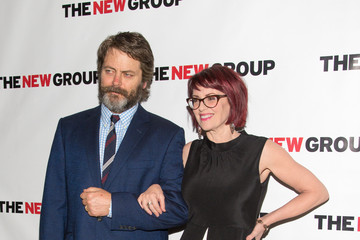 Megan Mullally 'Annapurna' Opening Night in NYC