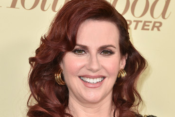 Megan Mullally The Hollywood Reporter And SAG-AFTRA Celebrate Emmy Award Contenders At Annual Nominees Night - Arrivals