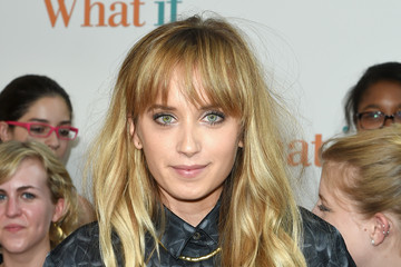 Megan Park 'What If' Premieres in NYC