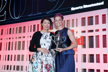 Megan Rapinoe Sports Illustrated Sportsperson Of The Year 2019