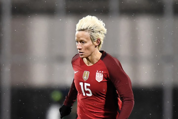 Megan Rapinoe 2018 SheBelieves Cup - United States v Germany