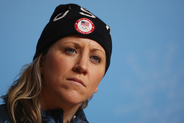 Meghan Duggan Around the Games: Day 16 - Winter Olympic Games