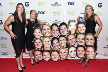 Meghan Duggan The Women's Sports Foundation's 38th Annual Salute to Women in Sports Awards Gala  - Arrivals