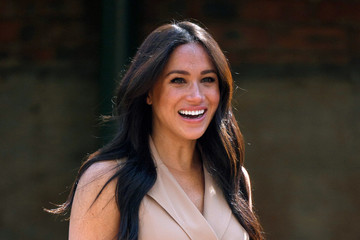 Meghan Markle The Duke And Duchess Of Sussex Visit Johannesburg - Day One