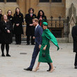 Meghan Markle Commonwealth Day Service 2020