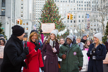 Megyn Kelly NBC's 'Today' With Megan Boone
