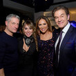 Mehmet Oz DailyMail.com And DailyMailTV 2019 Holiday Party At Cathédrale