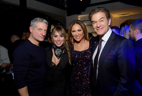 DailyMail.com And DailyMailTV 2019 Holiday Party At Cathédrale