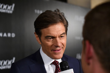 Mehmet Oz The Hollywood Reporter's Most Powerful People In Media 2018 - Arrivals