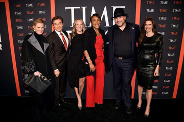 Mehmet Oz TIME Person Of The Year Celebration - Arrivals