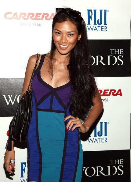 meki saldana words new york screening arrivals gzug sl hl original