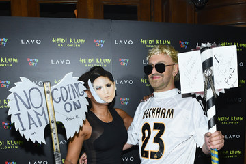 Melanie Brown Heidi Klum's 19th Annual Halloween Party Presented By Party City And SVEDKA Vodka At LAVO New York - Arrivals