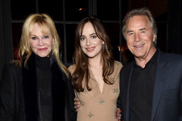 Melanie Griffith Dakota Johnson 'How To Be Single' New York Premiere - After Party